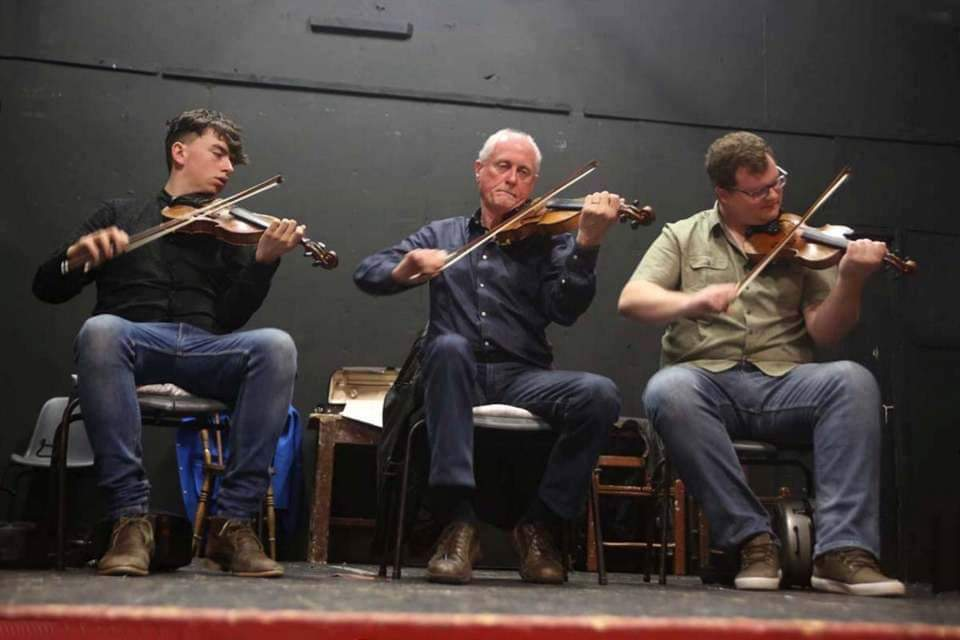 Castleisland Kerry Irish Traditional Trad Music festival October